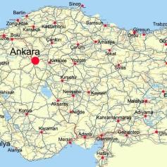 土耳其全境地圖