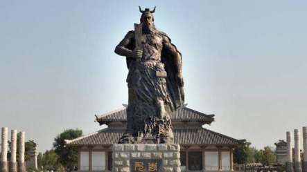 韓國人的祖先-蚩尤大帝